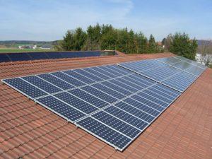 Wörle Photovoltaik, Ressourcen sparen